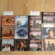 CD-Sammlung 55 CDs Weihnachten Rock