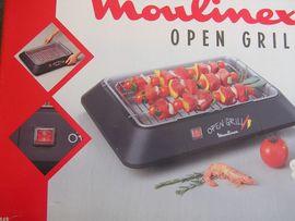 Küchenherde, Grill, Mikrowelle - Neuer Elektrogrill - Barbecue - Tischgrill - Elektrischer