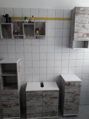 Badezimmerschränke Einrichtung Möbel
