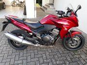 Verkaufe sehr gepflegte Honda CBF