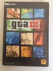 GTA III - PC Spiel