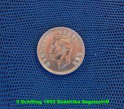 Münze 5 Schilling Silber Silbermünzen