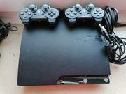 PS 3 mit spiele Controller