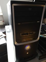 Desktop PC AMD A8-5600 4GB-RAM