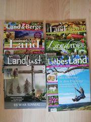 Zeitschriften Mein schönes Land Landlust