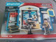 Spielebox Polizeistation von Playmobil zu