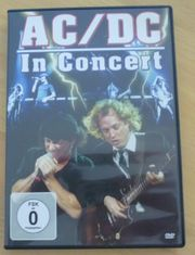 AC DC In Concert DVD