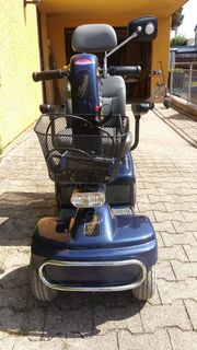 Elektromobil Seniorenmobil Shoprider Kapitänssitz gebraucht