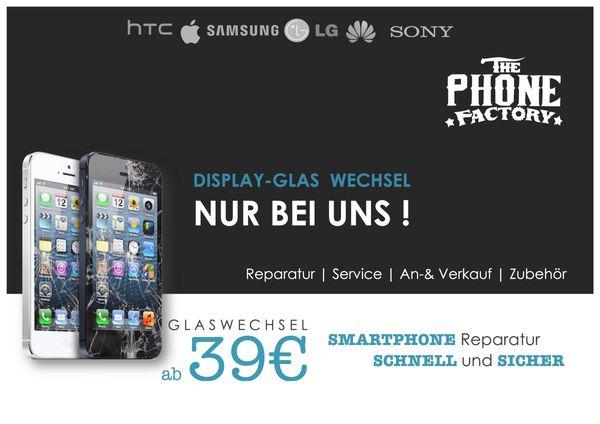 Handy Reparatur iPhone 5S 6S