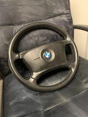 BMW E 46 Lenkrad mit