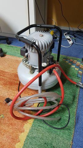 Geräte, Maschinen - Jun-Air 6-15 Leiselaufkompressor