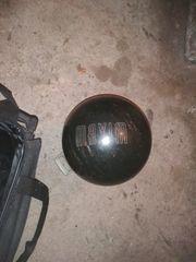 Schwarze-Glitzer Bowlingkugel von Maxim