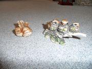 Vögel Dekofiguren Dekoration