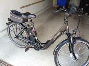 E-Bike PROPHETE City 26 Zoll