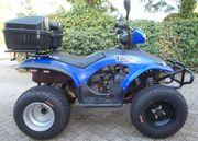 E-ton Yukon 150 Quad ATV
