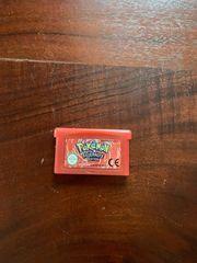 Pokemon Feuerrot GBA Deutsch