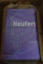 Neufert Bauentwurfslehre 42 Auflage 2019