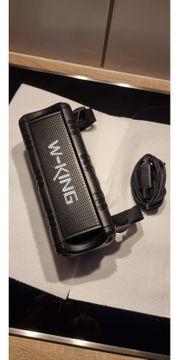 Bluetooth Lautsprecher W-KING 30W