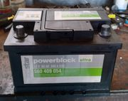 Auto Batterie Repstar Powerblock Ultra