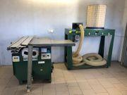 Kreissäge - Fräsmaschine