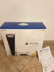 Playstation 5 Neu verpackt