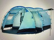 Zelt CampFeuer 4Personen blau