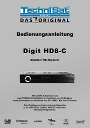 DIGITAL RECIEVER TECHNISAT