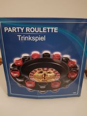 Trinkspiel Saufspiel Party Roulette