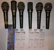 IBANEZ Mikrofone aus der TECH