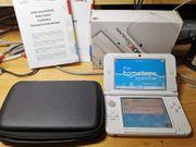 Nintendo 3DS XL Konsole mit