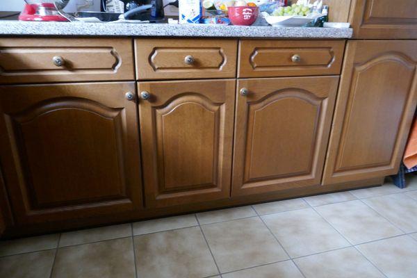 Einbauküchenmöbel abzugeben