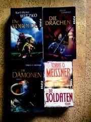 Fantasy Romane von Meissner Witzko