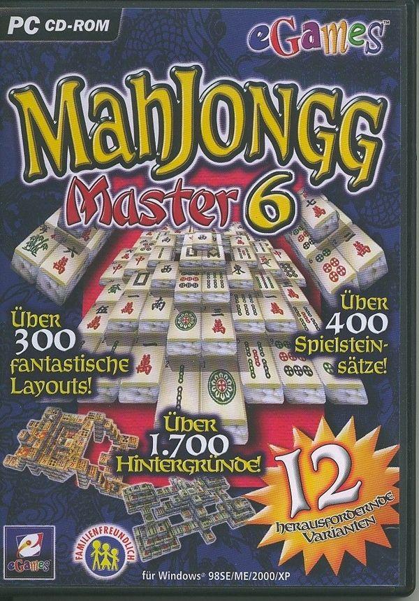 Mahjongg Master 6