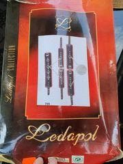 Ledapol Leder Fessel Set