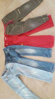Pack Mädchenhosen Gr 116