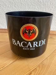 Original Bacardi Sektkühler Kühler Eiswürfel-Box