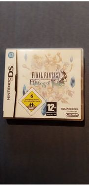 Final Fatasy Crystal Chronicles Echoes