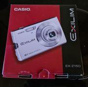 Digitalkamera Casio Exilim EX-Z150 neuwertig