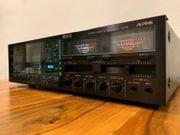 Alpine AL-90 Cassette Deck Luxman