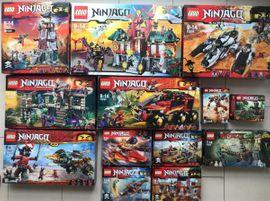 Spielzeug: Lego, Playmobil - LEGO NINJAGO SETS