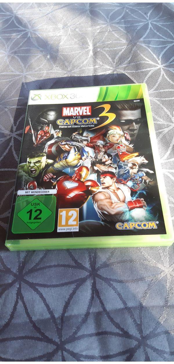 Marvel vs Capcom 3 Fate