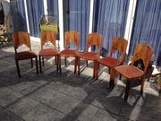 Stühle aus der Gründerzeit 1880 -