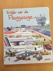 Buch Erklär mir die Flugzeuge