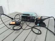 Weller Löt-Reworkstation Multi-Digital WMD3