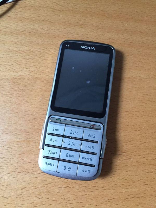 Nokia C3 defekt