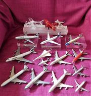 Flugzeug Miniaturen