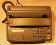 SIEMENS Telfax 840 analoges Faxgerät