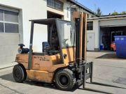 Diesel-Gabelstapler gebraucht 3 5t Nutzlast