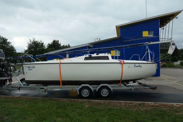 Segelboot Focus 690