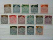 Briefmarken Deutsches Reich Hindenburg